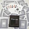 Jeu de cartes à jouer Poker en plastique imperméables  2