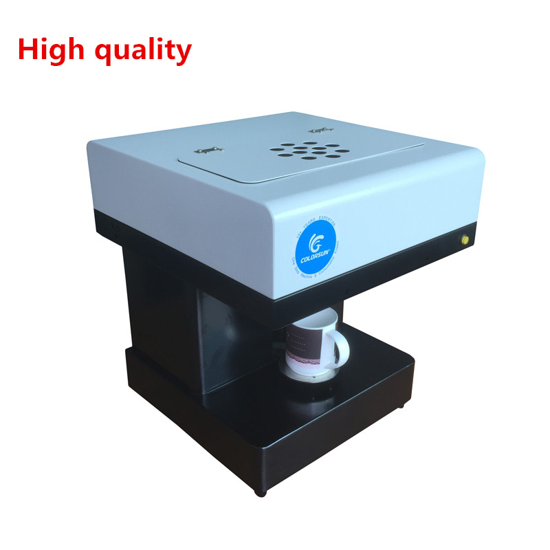 Edible ink printer Art Beverages Coffee Printer coffee Food and Beverage Printing Machine Full Automatic Latte Coffee Printer beverages and food additives ternate pinellia extract