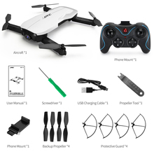 JJRC H71 RC Quadcopter GPS 5G WIFI 1080P Camera Auto-Follow Optical Flow Positioning Foldable RC Drone RTF Quadcopter