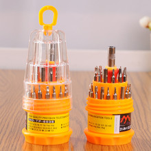 31 in 1 Multi-purpose Precision Magnetic Screwdriver Set Family Accessories Tool For Repairing Phones Tornavida Seti