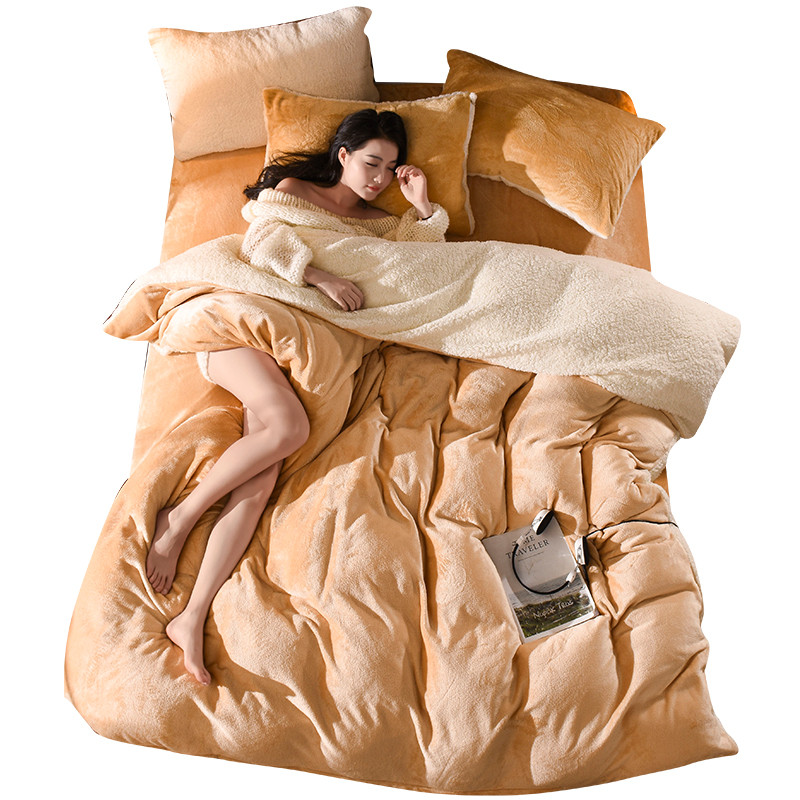 High Quality Thick Queen Queen 4pc Bedspread (Quilt + Quilted Bedspread + Pillowcase)High Quality Thick Queen Queen 4pc Bedspread (Quilt + Quilted Bedspread + Pillowcase)