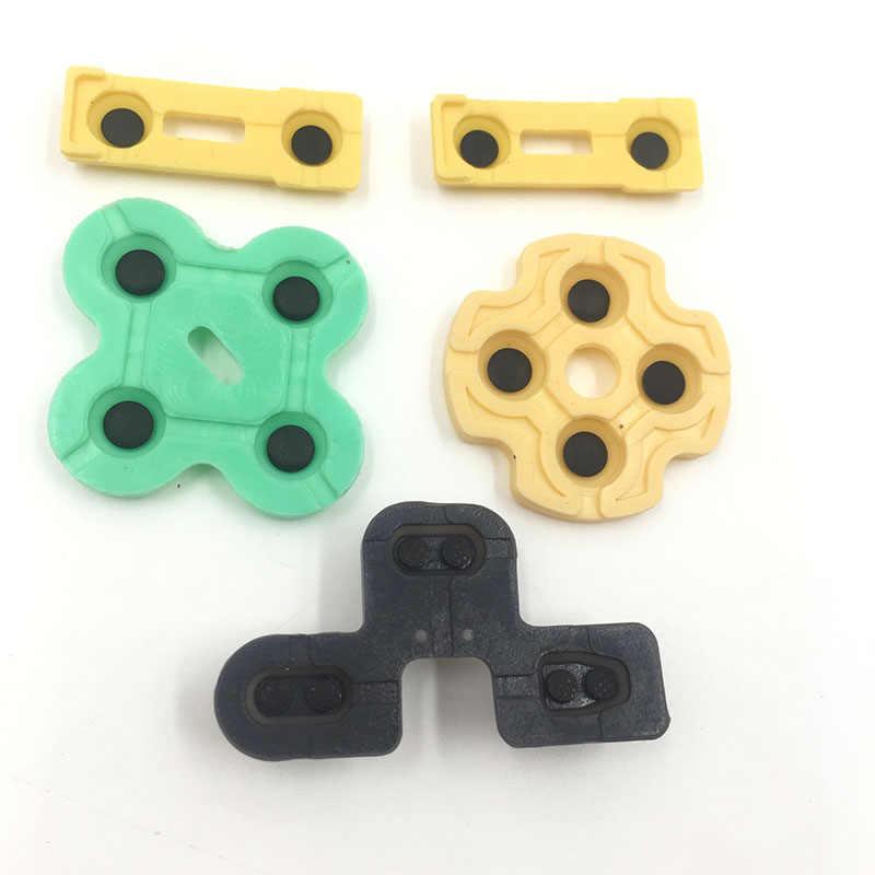 交換用シリコーンゴム導電性パッドボタンタッチプレイステーション 2 コントローラ PS2 修理部品