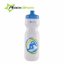 Rockbros 750 ml bike al aire libre portable de bicicletas ciclismo bebida deportiva jug botella de agua de la taza drinkware de bicicleta de montaña