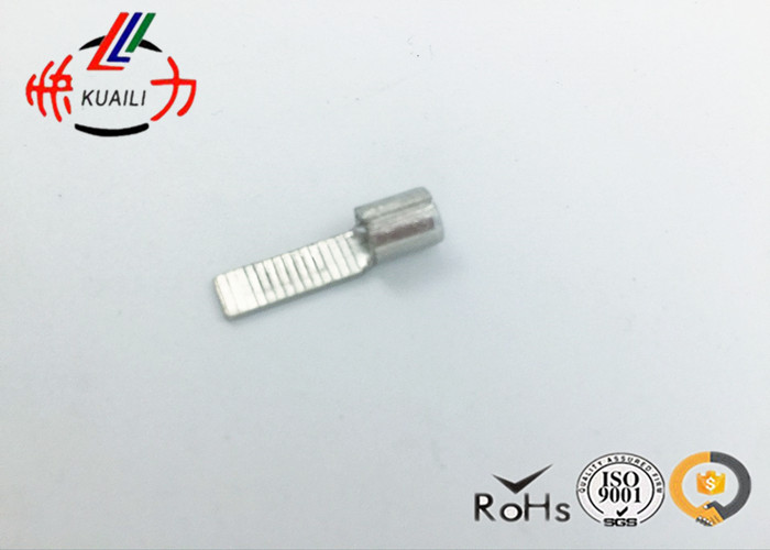 1000PCS NON-INSULATED BLADE TERMINALS DBN 2-14 1000pcs non insulated ring terminals rnbl 1 25 4
