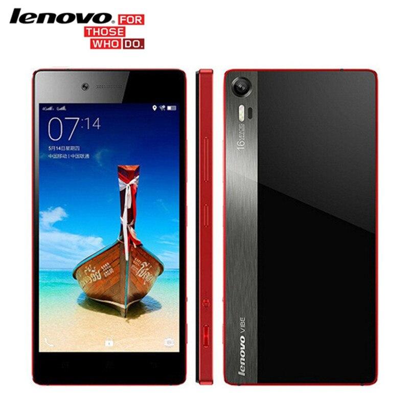 100% New Original Lenovo Vibe Shot Z90 Z90-3 Android 5.1 MSM8939 Octa Core 3G RAM 16G ROM 5.0'' 16MP similar Z90-7 Mobile Phone