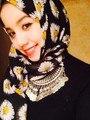 2016 nova chegada do verão mulher Muçulmana voile impressão cachecol floral margarida