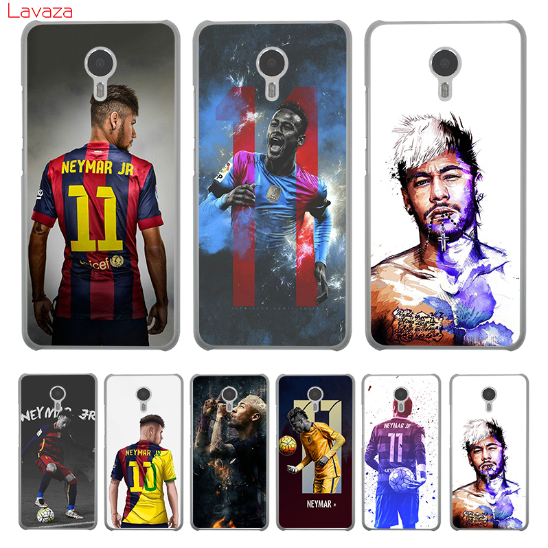 100% Quality Neymar Hard Phone Case For Meizu M3 M3s Mini M3 M5 M6 Note M5c M5s M6s Cover Shell