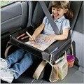 Carro Casa das Crianças À Prova D' Água De Armazenamento Brinquedo Mesa da Segurança Do Bebê Mesa de Jantar Cadeira de Mesa De Armazenamento