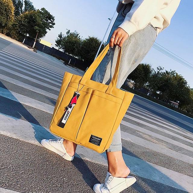Novo 2019 Mulheres Saco de Compras Reutilizável Saco Eco Saco de Pano de Linho de Algodão para Fazer Compras para Fins Especiais Bolsas de Compras Bolsa Tote