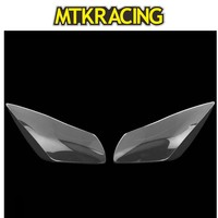 Motorcycle Acrylic Front Headlight Cover Screen Shot for HONDA CBR1000RR CBR 1000RR cbr1000rr 2012 2016