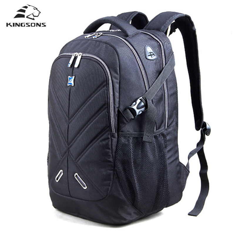 все цены на 2017 New Men's Backpacks Bolsa female Designed for men Laptop 15.6 Inch Notebook Computer Bags School Rucksack онлайн