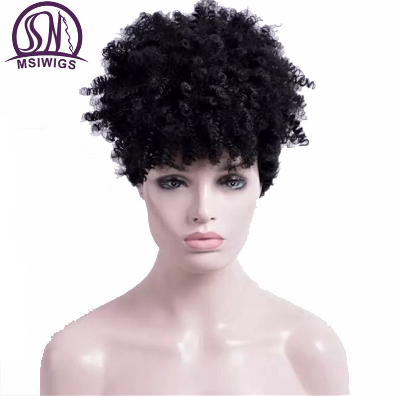 Mohawk Wigs for Black Women
