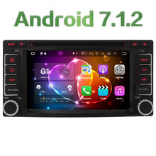 Quad Core 2GB RAM Android 7.1 DAB+ 4G SWC BT Audio Car DVD Player Radio GPS Navi Stereo For Subaru XV Forester Impreza 2008-2013
