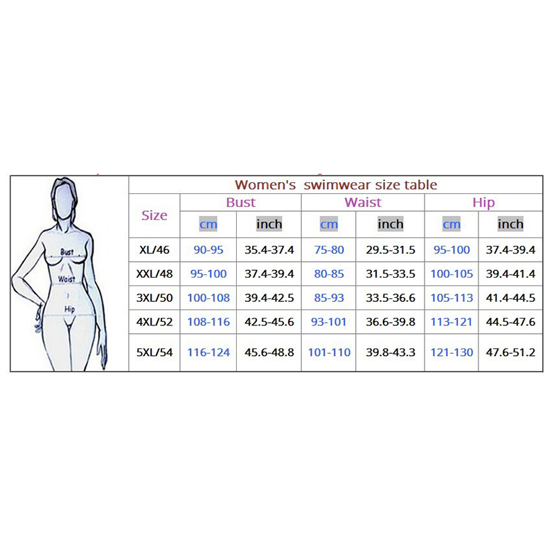 2018 New Plus Size Vintage Retro One Piece Swimsuit Women Swimwear Large Size Lady Monikini Bathing Suit Summer Beachwear 5XL