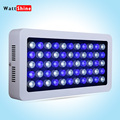 Newest 165W aquarium light Blue White LEDs Coral Reef Grow Light High Power Fish Tank Aquarium Light Lamp reef aquarium marine