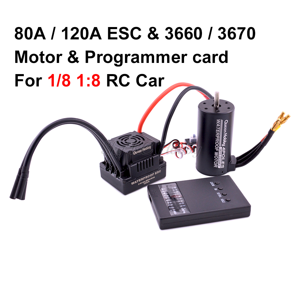 Worldwide delivery esc 120a brushless in NaBaRa Online