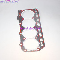 New Head Gasket YM129407 01340 for Yanmar 4TNV88 4TNE88 Engine
