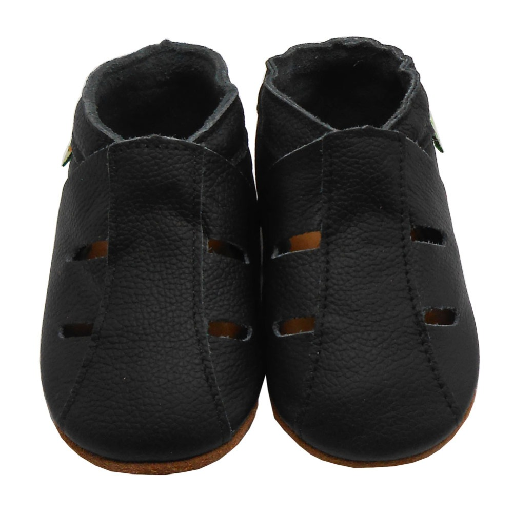 Sayoyo Toddler Shoes Genuine Leather Baby Moccasin Soft ...