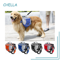 Dog Bag Dog Carry Bag Golden Retriever Teddy Dogs Backpack Pet Outdoor Products