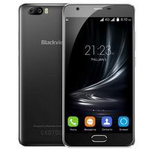 New Blackview A9 Pro Quad Core Smartphone Android 7.0 MT6737 2GB+16GB 5.0Inch Fingerprint Dual Rear Camera 8MP 3000mAh CellPhone