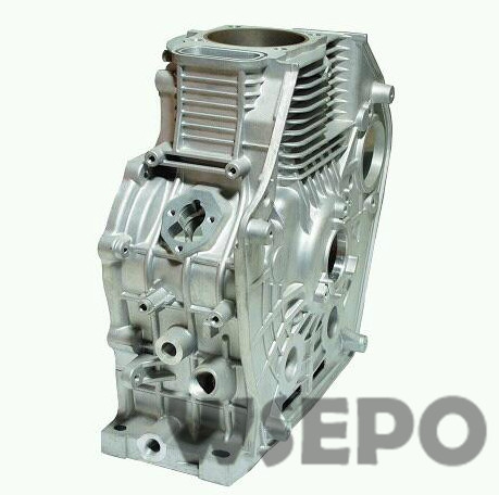 Chongqing Quality! Crankcase/Cylinder Block Case for 178F(FA) L70 6HP 4 Stroke Air Cooled Diesel Engine цена