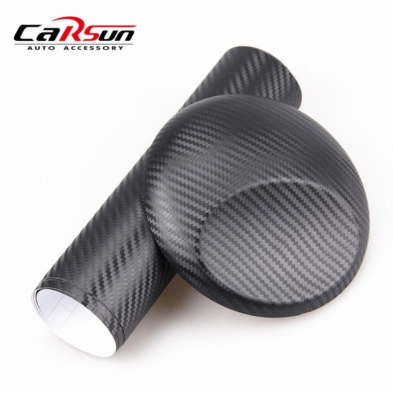 200X50 CM 3D carbon fiber vinyl film/ carbon fibre sticker (78.7X19.7)--10 color option FREESHIPPING car sticker 3D carbon wrap
