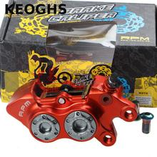 Wholesale KEOGHS Motorcycle Brake Caliper Rpm 4 Piston 40mm Location Replacement
