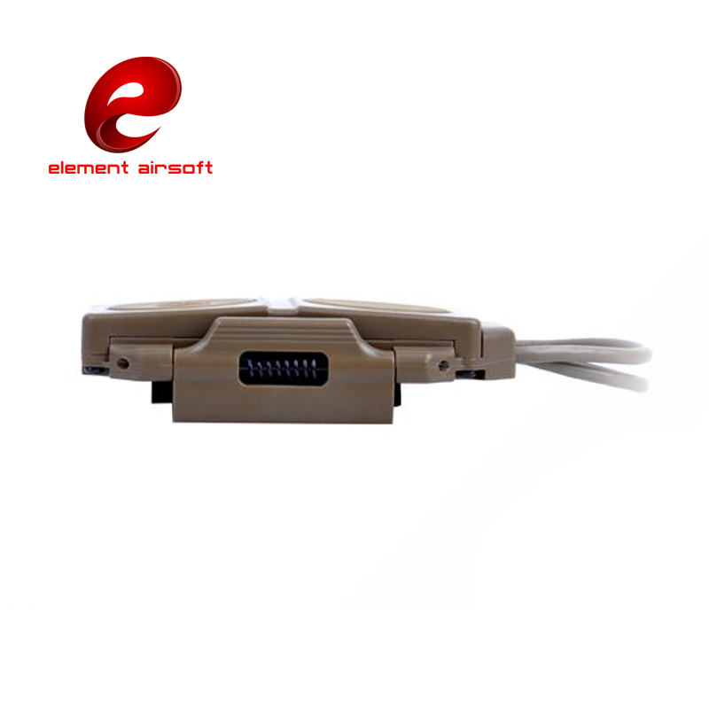 Element Airsoft Tactical Control remoto doble para Softair Wapens - Caza - foto 5