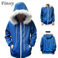 Game Sans Undertale Cosplay Costume for men Sans Undertale hoodie zipper Men Winter Coat M-2XL