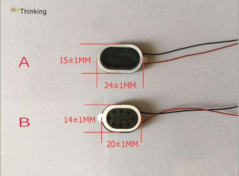 NeoThinking  For Irbis TZ41 TZ42 TZ43 TZ44 TZ45 TZ46 TZ47 TZ48 TZ49 TZ50 TZ51 TZ52 TZ53 3G Internal small speaker Free shipping-in Demo Board Accessories from Computer & Office
