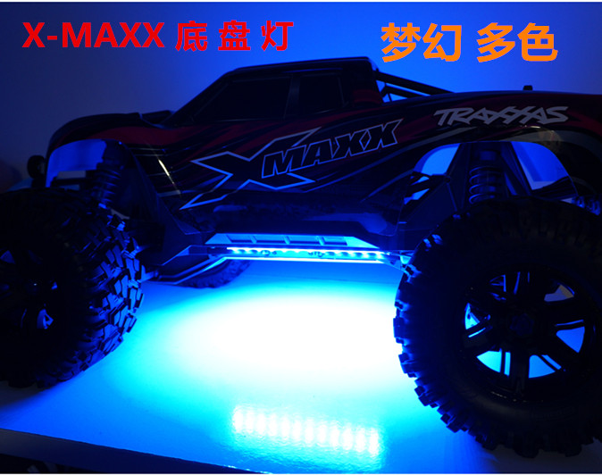 TRAXXAS X-MAXX XMAXX Chassis lampu NEW