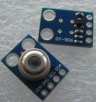 MLX90614 Contactless Temperature Sensor Module Compatible