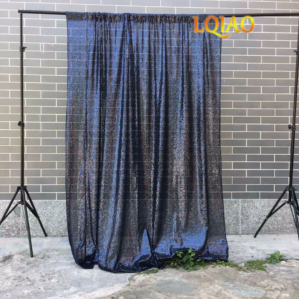 navy blue sequin backdrop-001