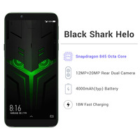 Xiaomi Black Shark Helo 8GB 128GB Gaming Xiaomi Mobile Phones