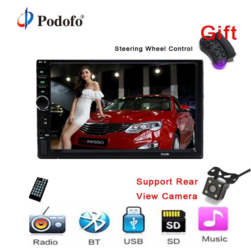 Autoradio 2 Din Allgemeine Auto Modelle 7 \'\'Zoll-lcd-touchscreen ...