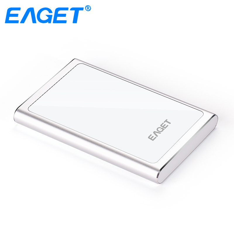 Eaget G90 External Hard Drive 1TB 500GB HDD USB3.0 HD External Storage Slim Hard Disk HDD 1tb Portable Hard Drive for Computers hard drive for ca07237 e110 ca06910 e270 ca07237 e510 ca07237 e410 3 5 1tb 7 2k sas well tested working
