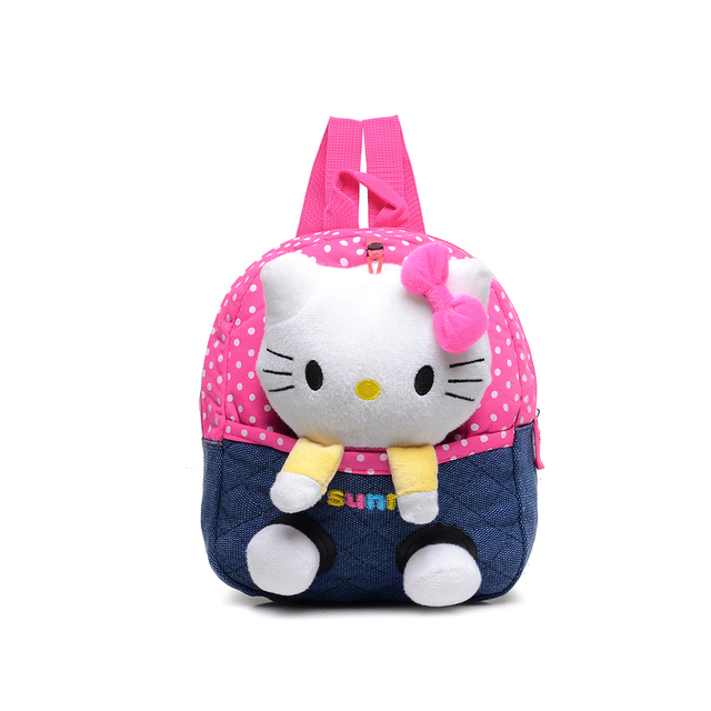 9 Styles Cute Sunny Plush Backpack