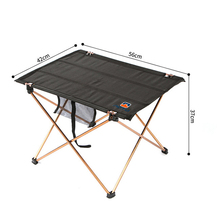 Portable Foldable Table Camping Outdoor Furniture Computer B