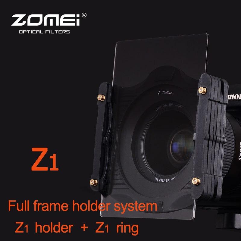 Zomei lente gran angular Filtro de marco y sistema () anillo del ...