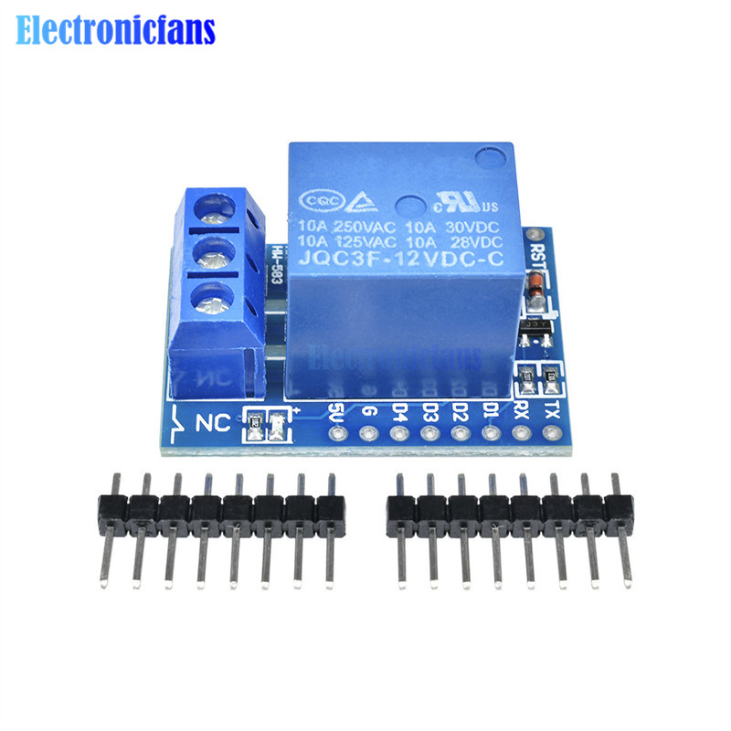 12V 1-Channel Touch Relay Module Capacitive Switch Development Board SS
