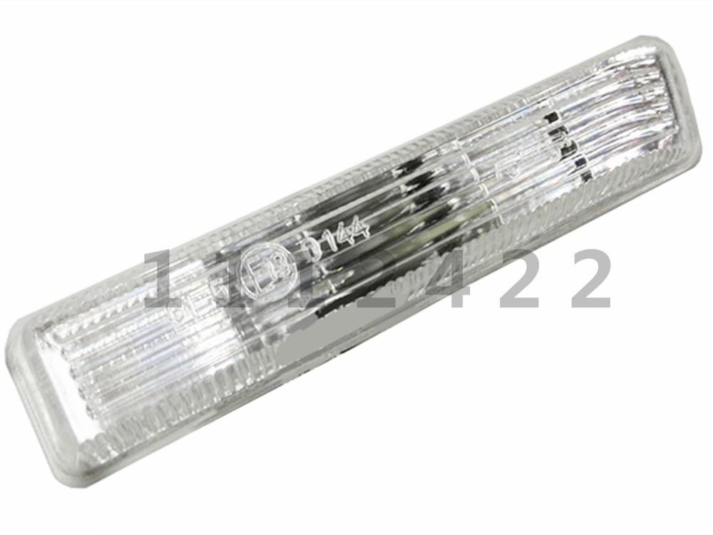 For BMW E53 X5  1999-2005  Car styling Side Marker Turn Signal Lights Front  Side Repeater Light Lamp автомобильный коврик seintex 00984 для bmw x5 e 53