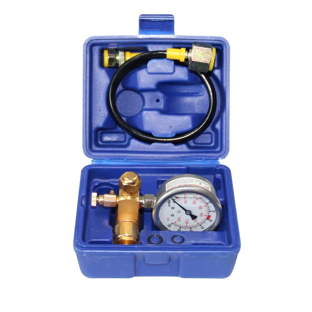 Hydraulic Breaker Hammer Nitrogen Gas Charging Device for soosan Furukawa GB