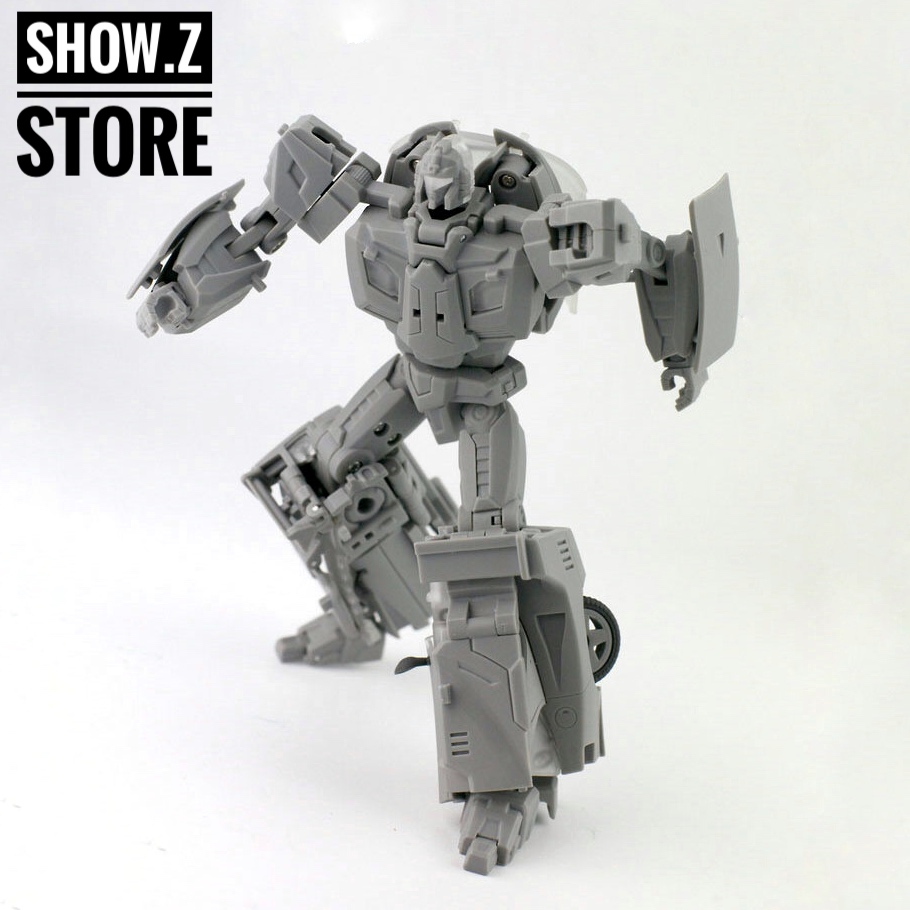 [Show.Z Store] [Pre-order] TFC Toys Trinity Force TF-02 Red Knight VICTORY ROAD CAESAR LASTER Transformation Action Figure
