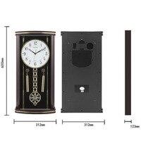 Креативные настенные часы гостиная спальня настенные украшения бесшумные часы украшения настенные современные минималистские часы маятн