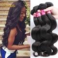 10a grau peruano onda do corpo do cabelo virgem queen hair products peruano Onda Do Corpo Do Cabelo Humano 4 Pacotes Lida Cabelo Graça empresa