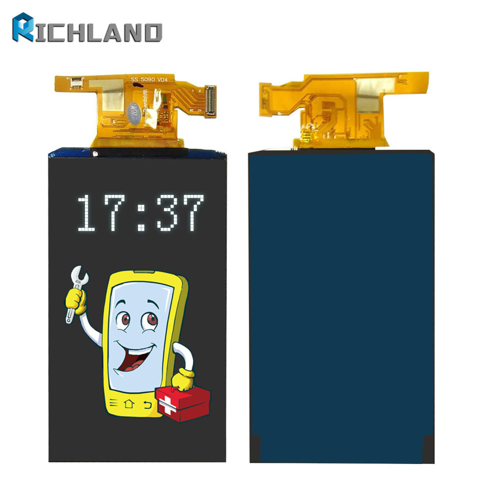 10PCS/ Lot LCD module For Samsung Galaxy A5 2015 A500 A500F A500FU A500M LCD Display Panel Monitor Assembly A5 LCM Replacement