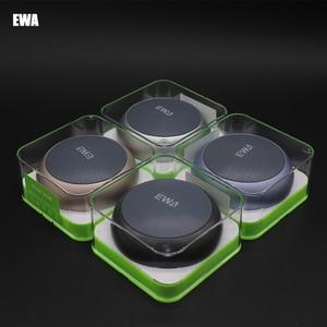 Image 2 - EWa A110 Portable Speaker For Phone/Tablet/PC Mini Wireless Bluetooth Speaker Metallic USB Input MP3 Player Sports Speakers