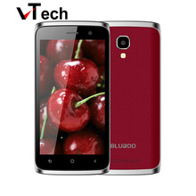 "Original bluboo mini android 6.0 3g wcdma smartphone mt6580m quad core 1,3 ghz 1 gb + 8 gb 5.0mp 4,5 ""zoll ips screen doppelsim telefon"