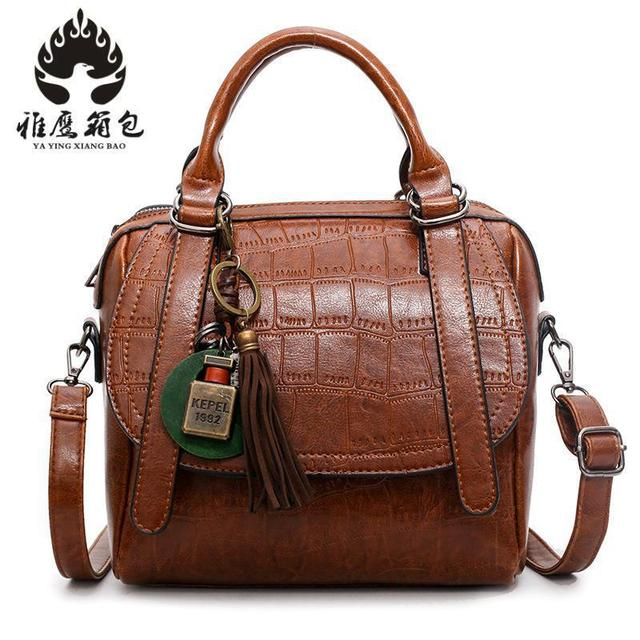 841c9a8a7b5dd Women Messenger Bags New Spring/summer 2018 Inclined Shoulder Bag Women's  Pu Leather Handbags Bag Ladies Hand Bags