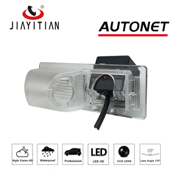 Câmera traseira Para Chevrolet Impala JiaYiTian 2013 2014 2015 2016 2017 2018 2019/ccdNight Visão/Backup Da Câmera/ placa de licença da câmara
